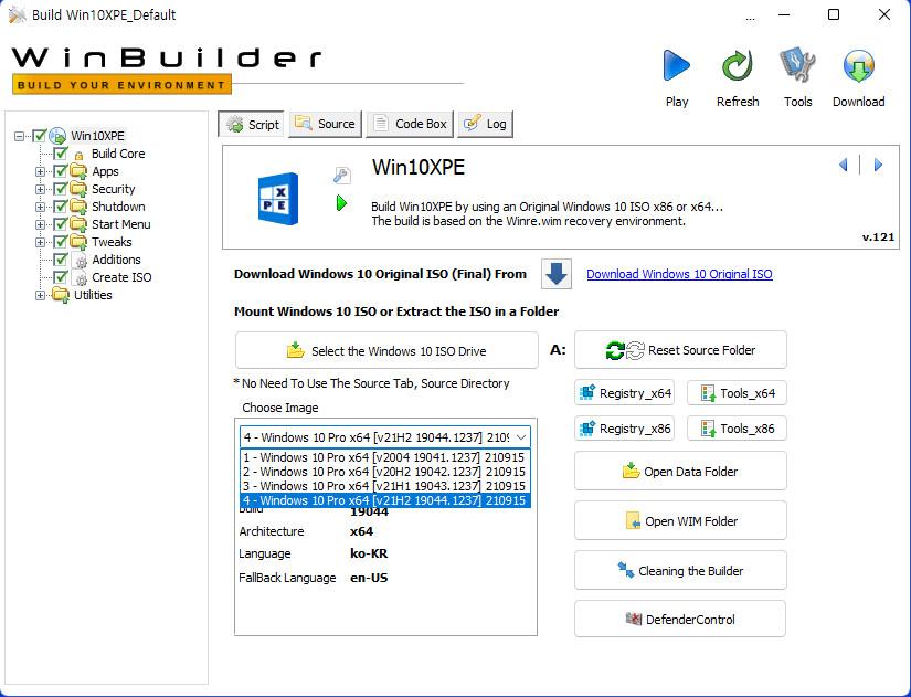 2021-09-15 정기 업데이트 - PRO x64 4개 버전 통합 - Windows 10 버전 2004, 빌드 19041.1237 + 버전 20H2, 빌드 19042.1237 + 버전 21H1, 빌드 19043.1237 + 버전 21H2, 빌드 19044.1237 - 공용 누적 업데이트 KB5005565 - 2021-09-15_043442.jpg