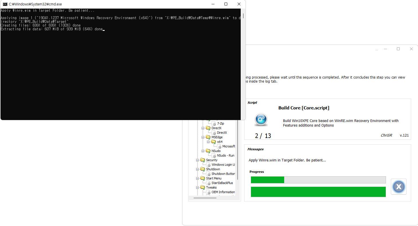 2021-09-15 정기 업데이트 - PRO x64 4개 버전 통합 - Windows 10 버전 2004, 빌드 19041.1237 + 버전 20H2, 빌드 19042.1237 + 버전 21H1, 빌드 19043.1237 + 버전 21H2, 빌드 19044.1237 - 공용 누적 업데이트 KB5005565 - 2021-09-15_043600.jpg
