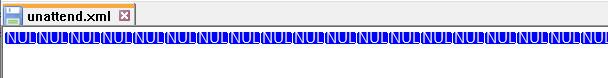 ventoy-1.0.19 으로 usb 멀티 부팅 테스트 - v2004 뼈대 2탄 테스트 - ISO로 테스트 - 재부팅해도 계속 같은 에러 메시지가 나와서 윈도우 설치 진행 불가 - usb의 무인설치 파일이나 bat 파일이 이상해져 있었네요-oem폴더째 넣으면 깨지고 파일로 넣어야 정상 파일로 들어가네요. 파일 시스템 차이 때문인지 2020-08-25_162946.jpg