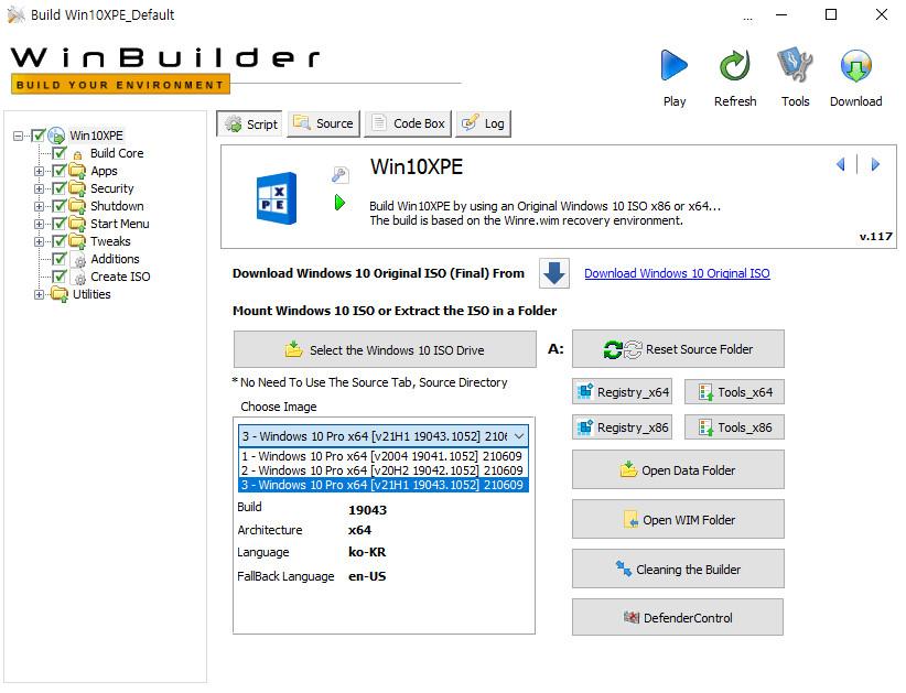 2021-06-09 수요일 정기 업데이트 - PRO x64 3개 버전 통합 - Windows 10 버전 2004, 빌드 19041.1052 + 버전 20H2, 빌드 19042.1052 + 버전 21H1, 빌드 19043.1052 - 공용 누적 업데이트 KB5003637 - 2021-06-09_033850.jpg