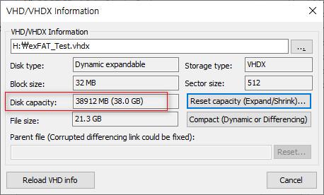 exFAT 포맷으로도 VHD 부팅이 Windows 10 버전 1903부터 된다고 하여 테스트 - 완전 생고생 했습니다 2020-10-26_195552.jpg