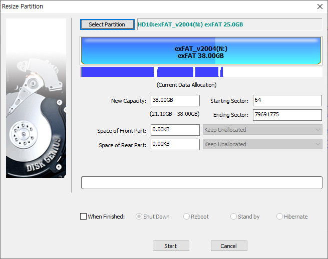 exFAT 포맷으로도 VHD 부팅이 Windows 10 버전 1903부터 된다고 하여 테스트 - 완전 생고생 했습니다 2020-10-26_200715.jpg