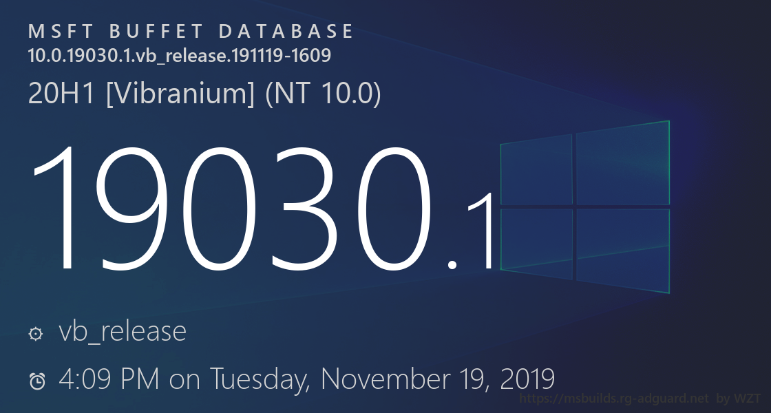 Windows 10 Insider Preview Build 19030 - GetPic.png