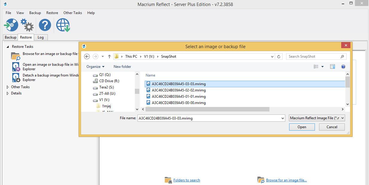 Macrium Reflect 윈도 백업 프로그램 - 증분백업과 복구 테스트 2018-11-13 (9).jpg