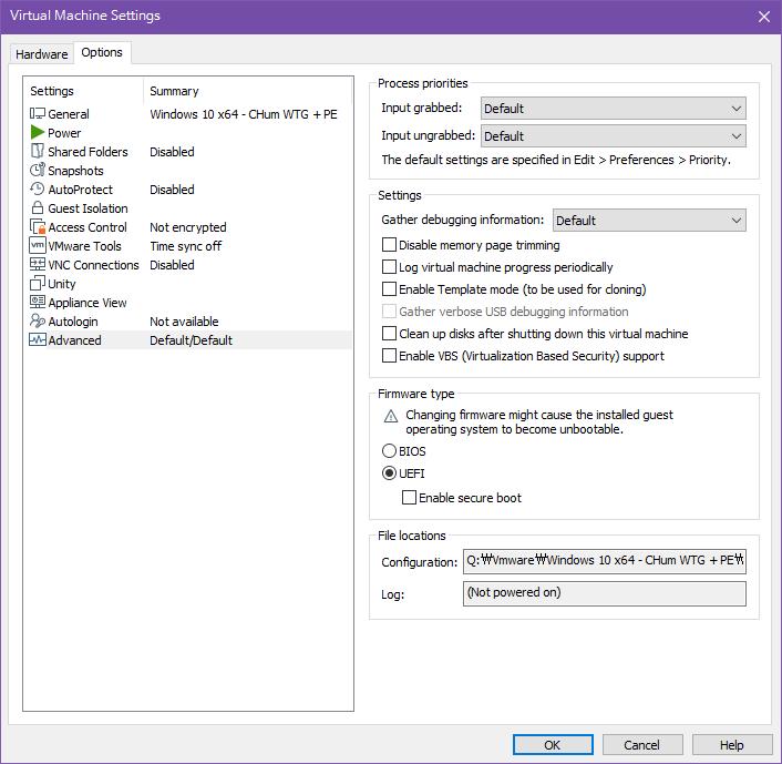WTG-통파일(종합 셋트 모음) - PE 포함 - vhd 만들어서 vmware에 부팅 테스트 - usb와 방법은 같습니다 - 드디어 성공 2019-07-09_100118.png