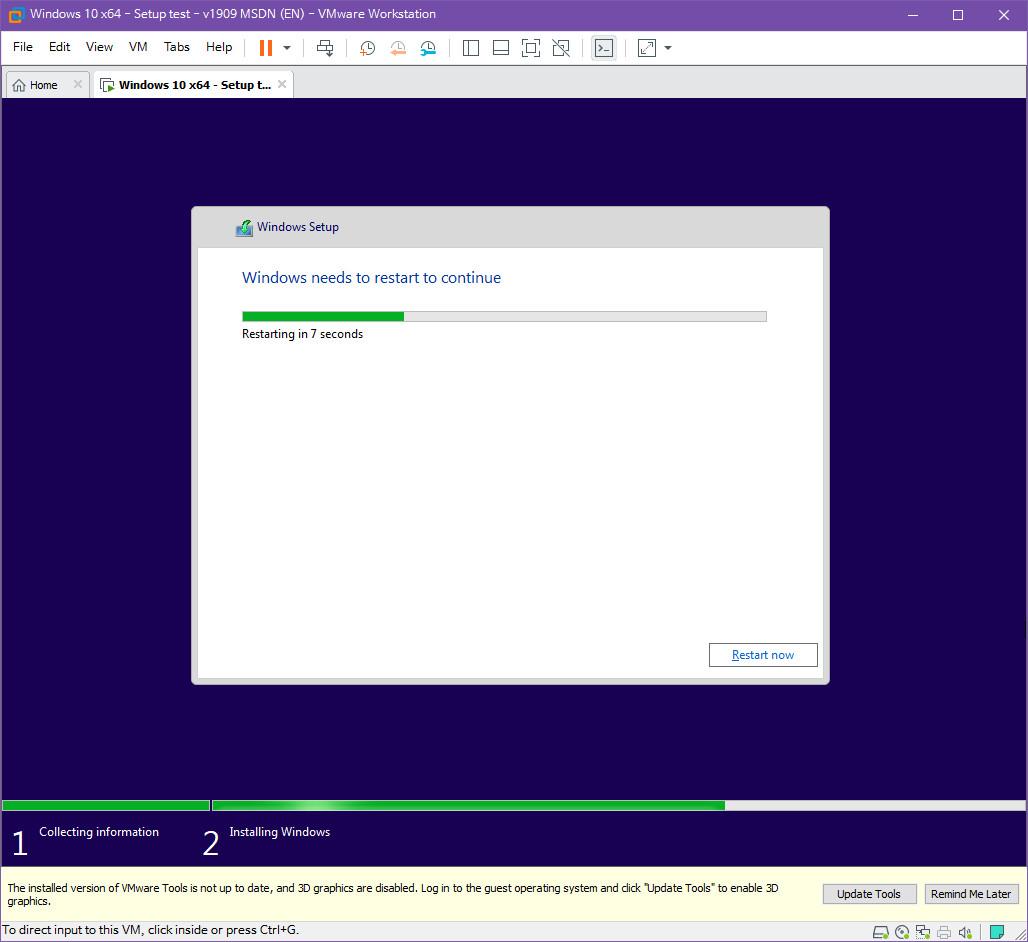 Windows 10 버전 1909 (OS빌드 18363.418) 코드네임 19H2 첫 MSDN 영문판 나왔네요 - 설치 테스트 2019-10-17_083051.jpg