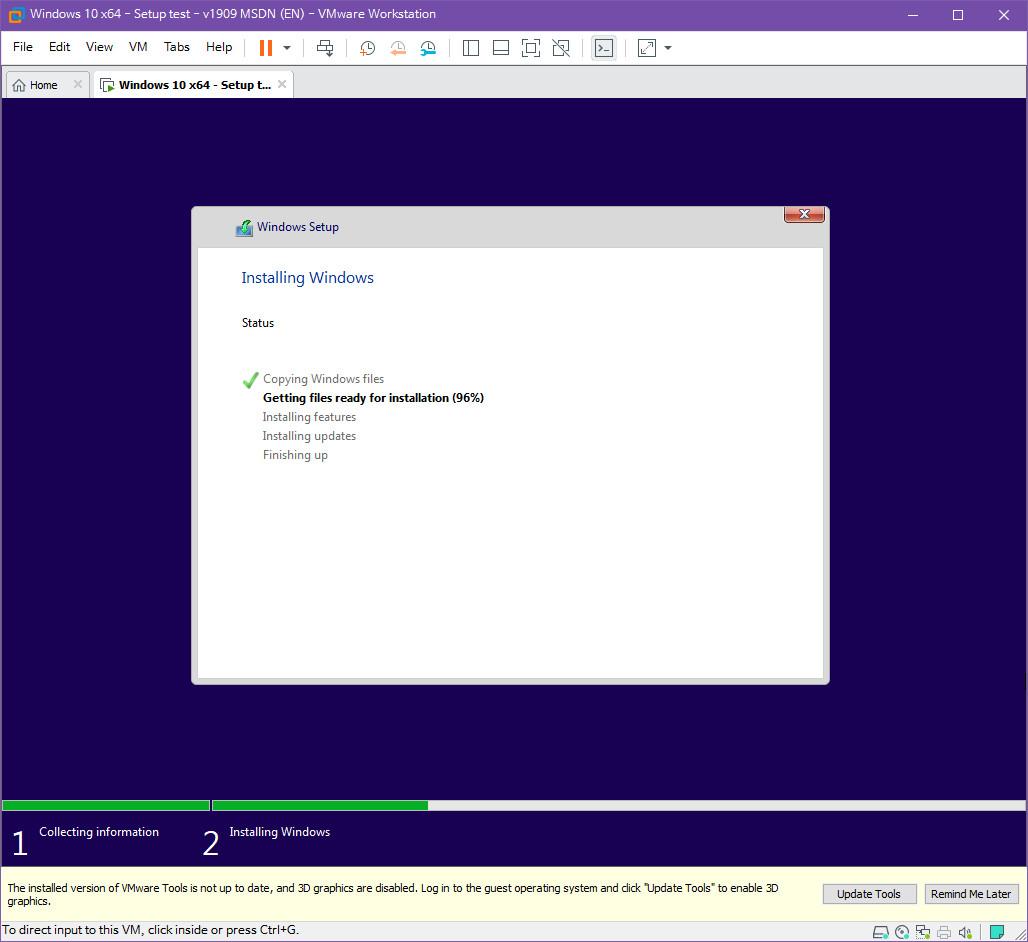 Windows 10 버전 1909 (OS빌드 18363.418) 코드네임 19H2 첫 MSDN 영문판 나왔네요 - 설치 테스트 2019-10-17_083031.jpg