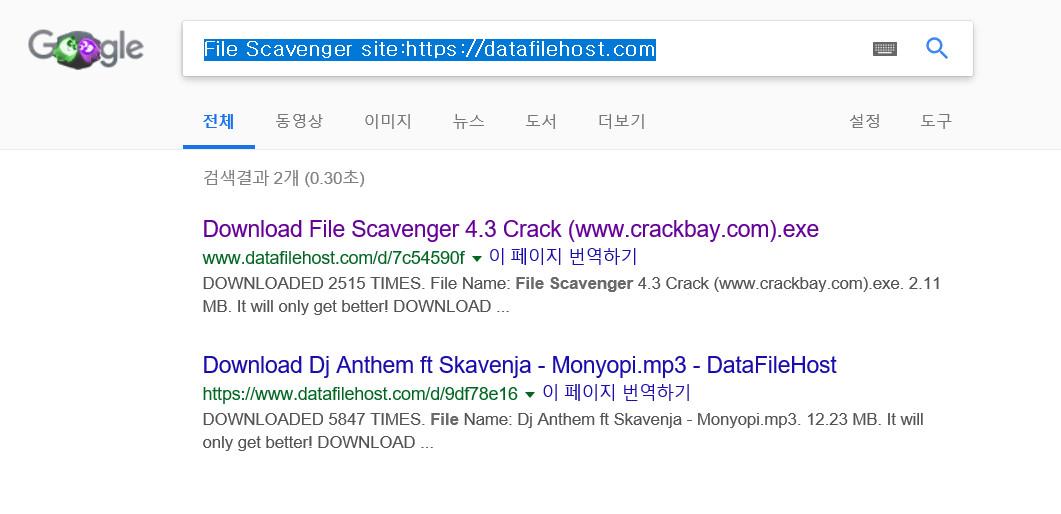 download keygen file scavenger 4.3