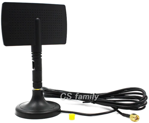 8dBi 2.4G wifi antenna with magnetic base extension cable,Wireless Network Wifi Antenna 2.png