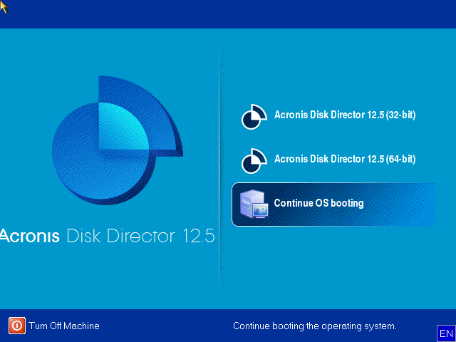 자 료 실 - Acronis Disk Director 12 5 Build 163 (2019-02-07)