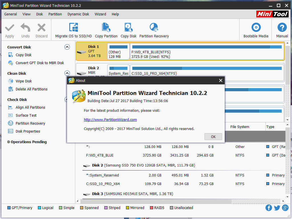 minitool partition wizard pro 10.2 1 crack