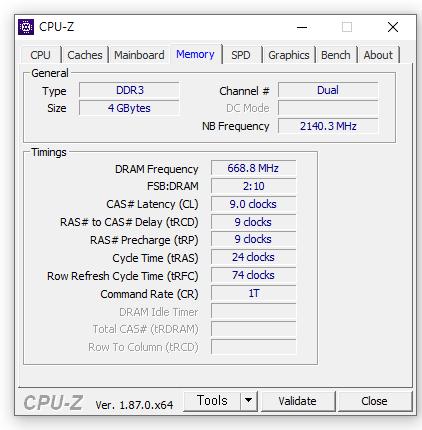 램 삼성 DDR3 2기가 두개(4기가).PNG